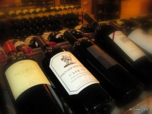 Some great California wines